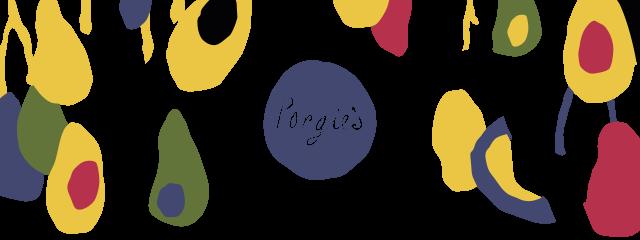 Porgie's logo